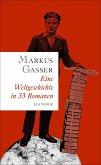 Eine Weltgeschichte in 33 Romanen