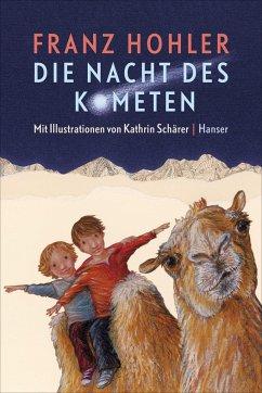 Die Nacht des Kometen - Hohler, Franz