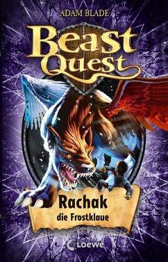 Rachak, die Frostklaue / Beast Quest Bd.42 - Blade, Adam