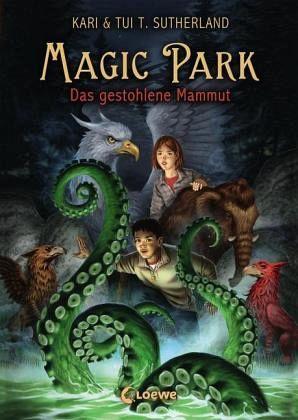 Buch-Reihe Magic Park von Sutherland & Sutherland