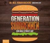 Generation Sodbrennen, 4 Audio-CDs