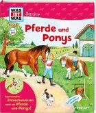 Pferde und Ponys / Was ist was junior Bd.5