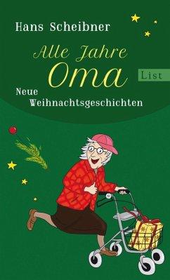 Alle Jahre Oma (eBook, ePUB) - Scheibner, Hans