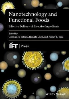 Nanotechnology and Functional Foods (eBook, PDF)