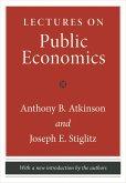 Lectures on Public Economics (eBook, PDF)