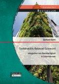 Sustainability Balanced Scorecard: Integration von Nachhaltigkeit in Unternehmen (eBook, PDF)