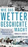Wie das Wetter Geschichte macht (eBook, ePUB)