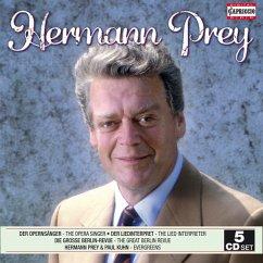 Hermann Prey Edition - Prey,Hermann/+