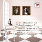 Pleyel: Symphony In F & Violin Concerto In D -