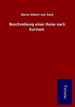 Beschreibung einer Reise nach Surinam