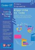 Code-It Workbook 3: Algorithm to Code Using Scratch