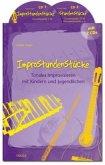ImproStundenStücke, m. 2 Audio-CDs