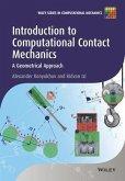 Introduction to Computational Contact Mechanics (eBook, PDF)