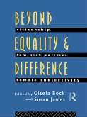 Beyond Equality and Difference (eBook, ePUB)