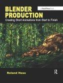Blender Production (eBook, PDF)