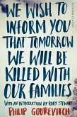 We Wish to Inform You That Tomorrow We Will Be Killed With Our Families (eBook, ePUB)