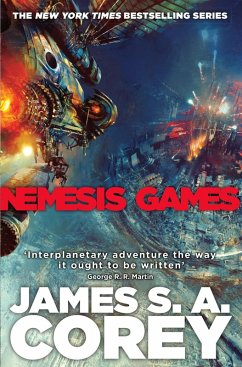 Nemesis Games (eBook, ePUB) - Corey, James S. A.