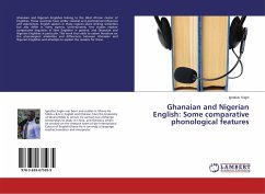 Ghanaian and Nigerian English: Some comparative phonological features