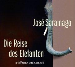 Die Reise des Elefanten (MP3-Download) - Saramago, José