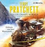 Toller Dampf voraus / Scheibenwelt Bd.34 (MP3-Download)