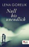 Null bis unendlich (eBook, ePUB)