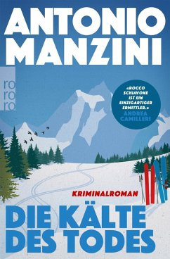 Die Kälte des Todes / Rocco Schiavone Bd.2 (eBook, ePUB) - Manzini, Antonio