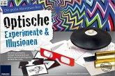 Die große Abenteuer-Box: Optische Experimente & Illusionen - Technik spielend verstehen!