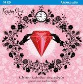 Rubinrot - Saphirblau - Smaragdgrün / Liebe geht durch alle Zeiten Bd.1-3 (Audio-CD)