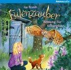 Rettung für Silberpfote / Eulenzauber Bd.2 (Audio-CD)