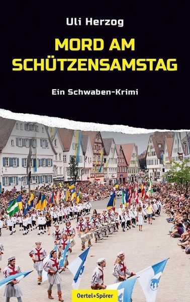 Mord am Schützensamstag - Herzog, Uli