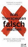 Was Therapeuten falsch machen (eBook, ePUB)
