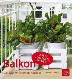 Balkon (Mängelexemplar) - Waechter, Dorothée