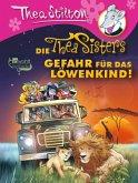 Die Thea Sisters - Gefahr für das Löwenkind! / Thea Sisters Bd.14