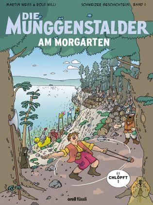 Buch-Reihe Die Munggenstalder