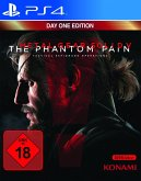 Metal Gear Solid V: The Phantom Pain - Day One Edition (PlayStation 4)