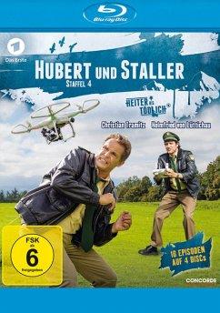 Hubert und Staller - Staffel 4 - Christian Tramitz/Helmfried Von Lüttichau