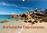 Bretonische Impressionen (Wandkalender 2016 DIN A3 quer)