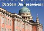 Potsdam Impressionen (Wandkalender 2016 DIN A4 quer)