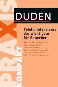 Telefoninterviews: das Wichtigste für Bewerber ...