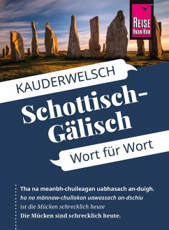 Reise Know-How Sprachführer Schottisch-Gälisch - Wort für Wort: Kauderwelsch-Band 172 (eBook, PDF) - Klevenhaus, Michael