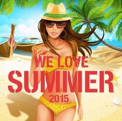 We Love Summer 2015 - Diverse
