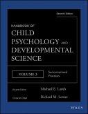 Handbook of Child Psychology and Developmental Science, Volume 3, Socioemotional Processes (eBook, ePUB)
