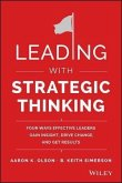 Leading with Strategic Thinking (eBook, PDF)