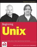 Beginning Unix (eBook, ePUB)