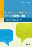 Kommunikation im Unterricht (eBook, PDF)