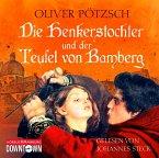 Die Henkerstochter und der Teufel von Bamberg / Henkerstochter Bd.5 (6 Audio-CDs)