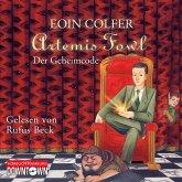 Der Geheimcode / Artemis Fowl Bd.3 (5 Audio-CDs)