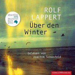 Über den Winter, 8 Audio-CDs - Lappert, Rolf