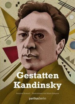 Gestatten Kandinsky - Howard, Annabel