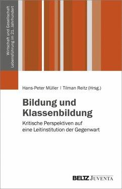 Bildung und Klassenbildung (eBook, PDF)